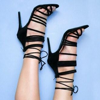 shoes heels black heels black velvet stilettos date outfit outfit inspo outfit idea gojane
