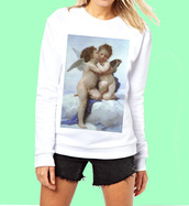 sweater,cute sweatshirt,white sweater,white hoodie,black sweater,black hoodie,women,womens sweatshirt,womens hoodie,cute,cute sweaters,cute hoodie,girly,heart,romantic,romantic earrings