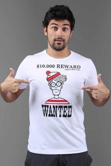 Camiseta Wally - Chico Rei