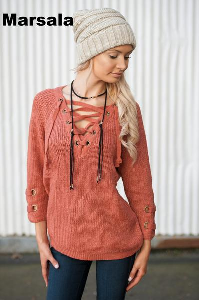 Luxe sweater ooh la loft publicscrutiny Image collections