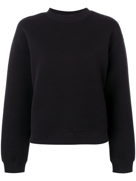 Thom Krom jumper oversized women cotton black sweater