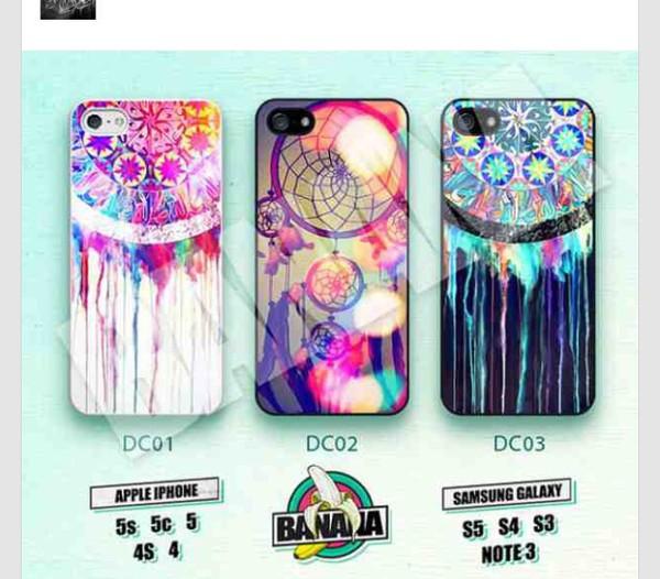 phone cover dream catcher phone case