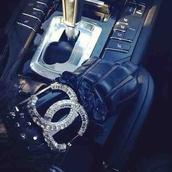 jewels,cc gloves