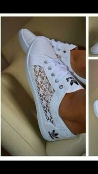 0a6ce02b431c shoes adidas lace adidas lace sneakers white sneakers low top sneakers  adidas adidas shoes blue and