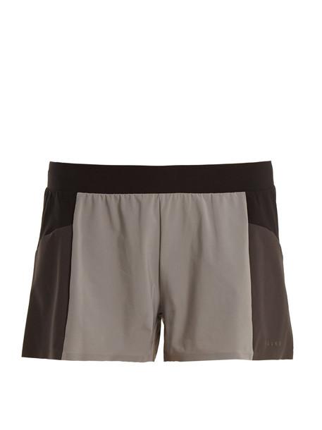 shorts running shorts dark grey