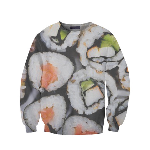 Cheap Sweatshirts - Sushi Sweatshirt from Beloved Wear
