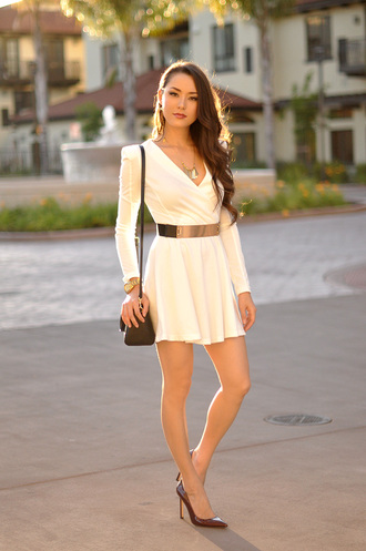 hapa time dress belt shoes bag jewels