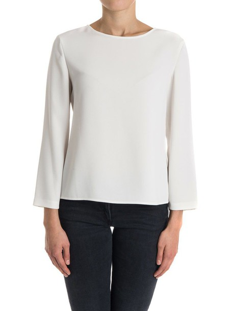 ARMANI JEANS blouse white top