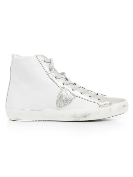 Philippe Model sneakers white shoes