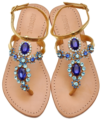 Wanted Shoes Flat Sandals