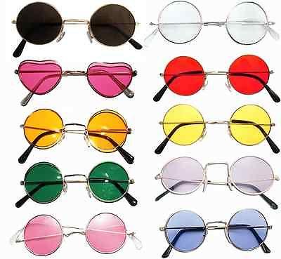 John lennon style sun glasses shades