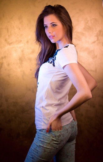 jeans gas jeans white jeans pants white crop tops tube top tube t tiendasdemoda n&s moda blogger streetstyle