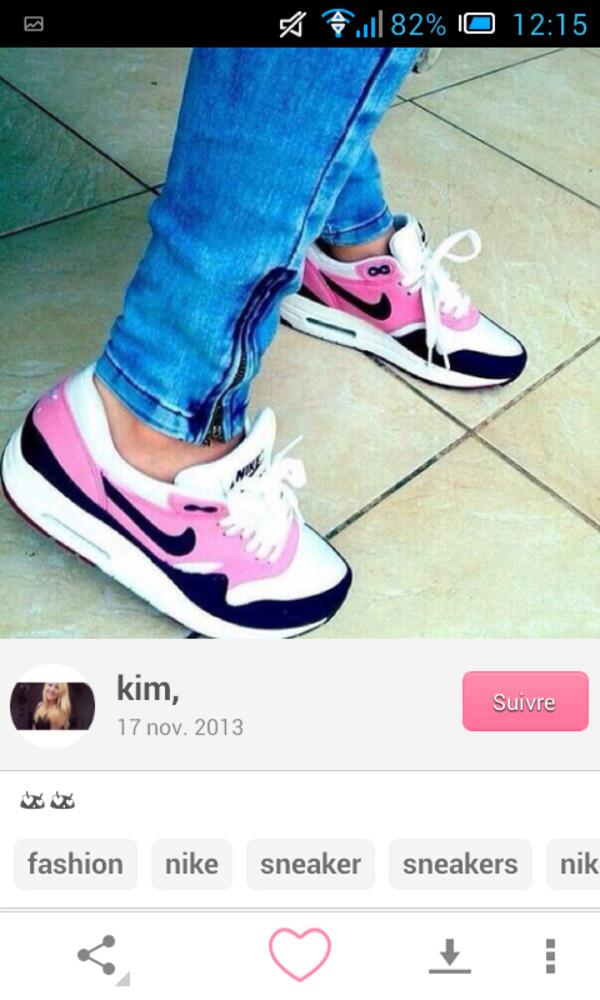 nike air max 87 womens pink