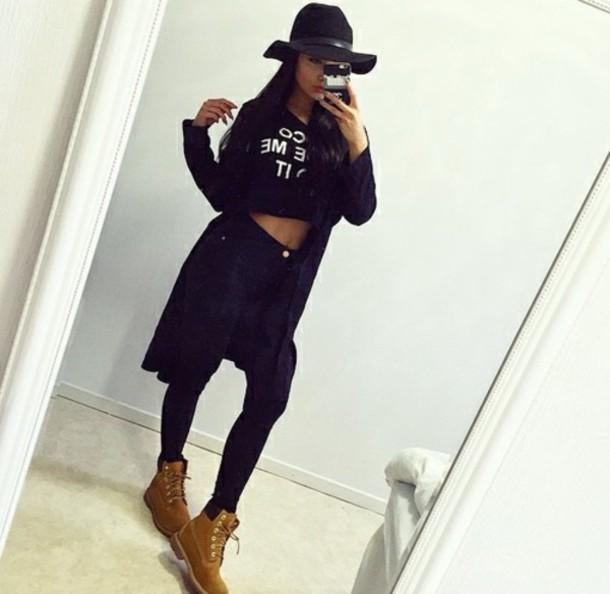 tank top black girl summer crop tops hat shoes iphone sweater