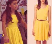 dress,ariana grande,cat valentine