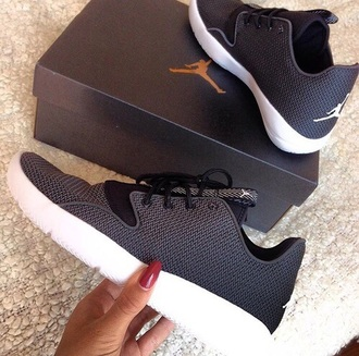 shoes black shoes jordans nike