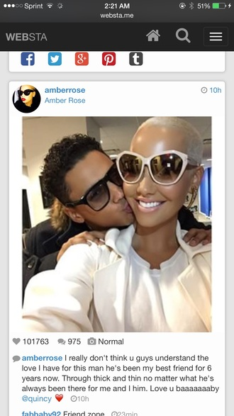 sunglasses pink sunglasses amber rose