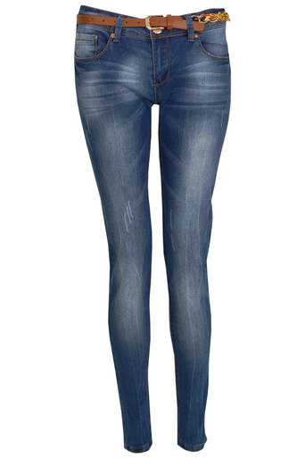 Kit Denim Skinny Jean - Pop Couture