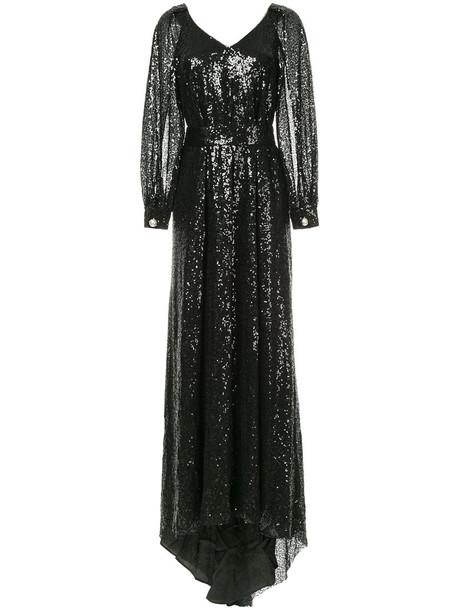 Ingie Paris dress maxi dress maxi women black