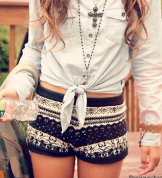 shorts summer outfits clothes navy white