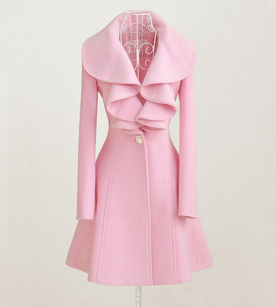 Wholesale product snapshot product name is sweet princess style!2012 new arrival eur pink slim turn