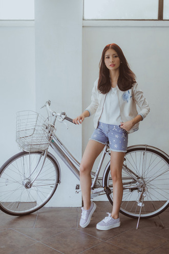tricia gosingtian blogger jacket jewels top