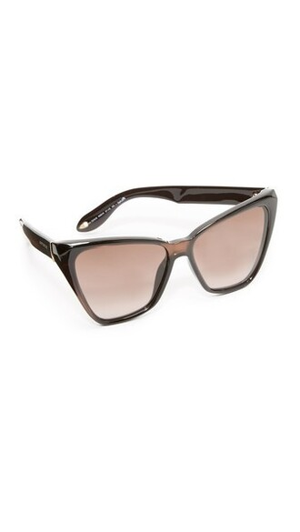 sunglasses brown lilac