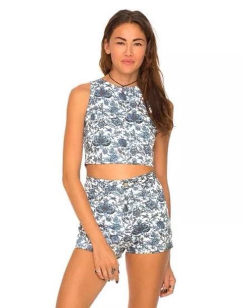 jumpsuit two-piece co-ord