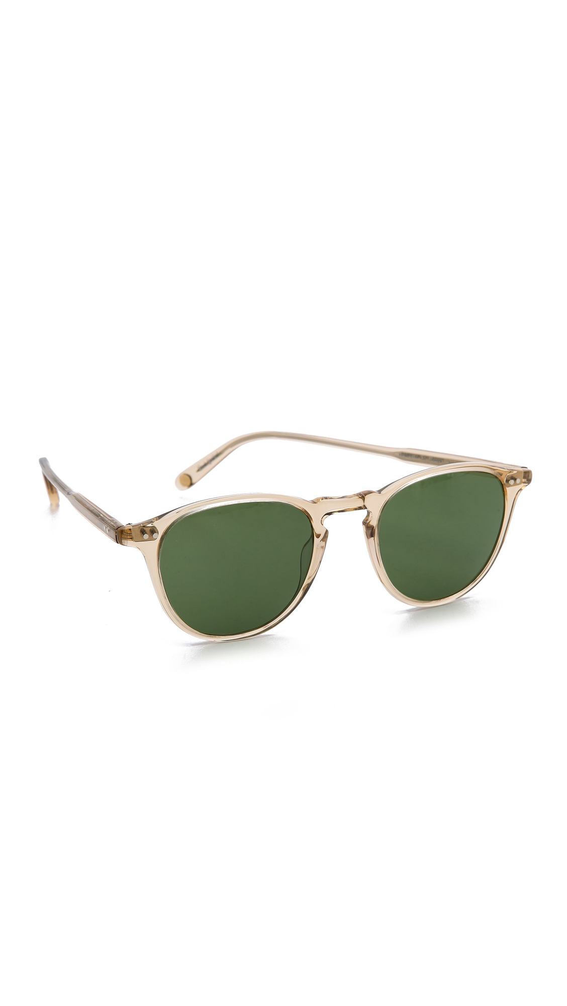 GARRETT LEIGHT Hampton Sunglasses | SHOPBOP