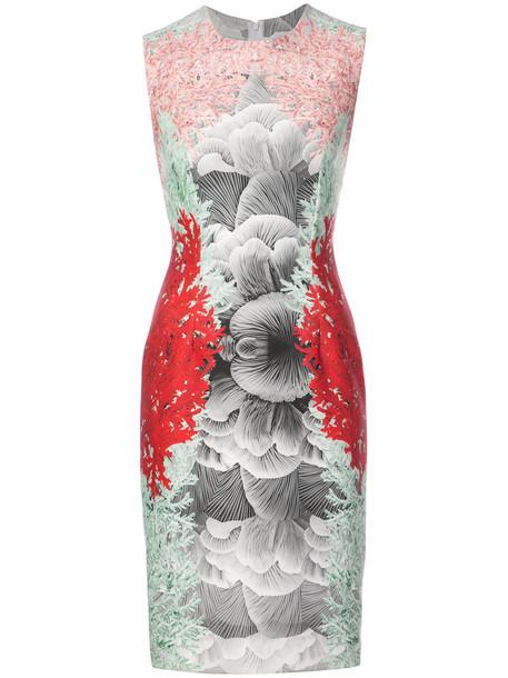 Yigal Azrouel dress women spandex coral