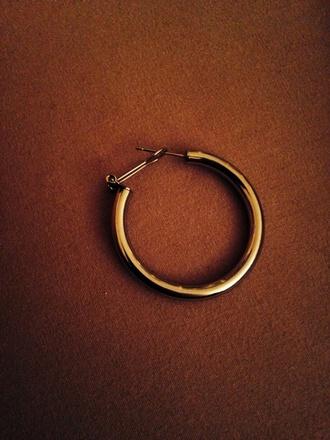 jewels omega earrings hoop earrings sterling silver