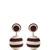 Pepper drop earrings