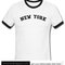 New york ringer tshirt