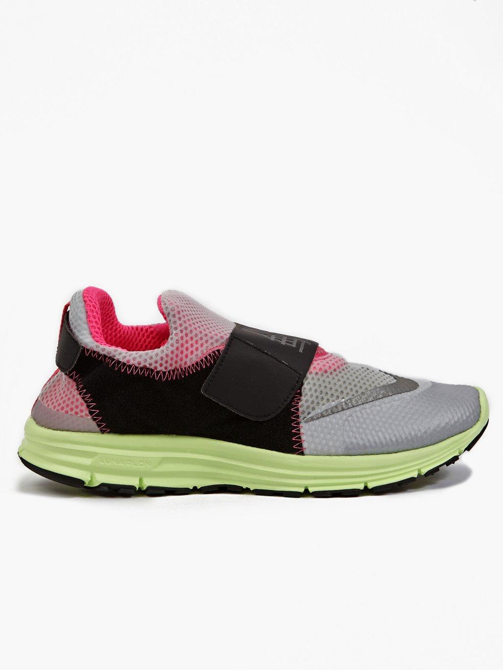 Nike Men's Black Lunarfly 306 City QS Shanghai Sneakers