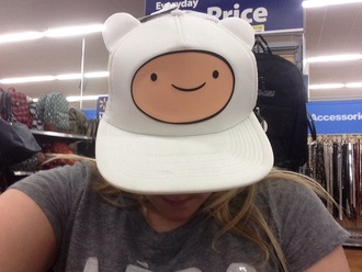 hat adventure time funny