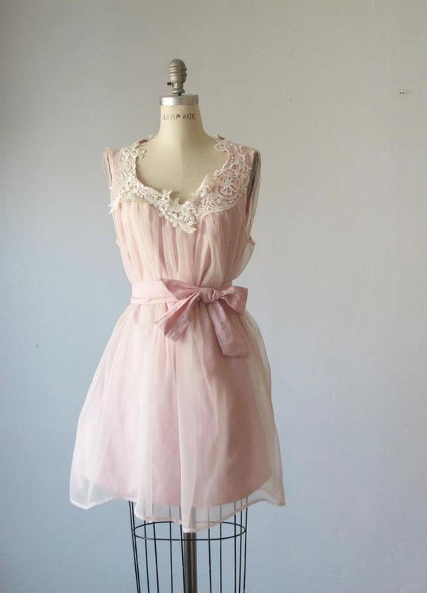 Romantic Vintage Dresses - KD Dress