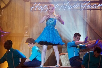 dress new year's eve liv and maddie