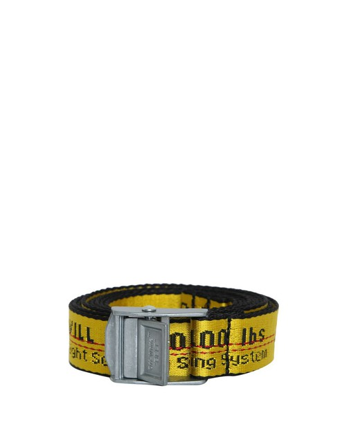 Off-White mini belt