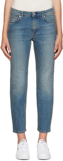 Acne Studios jeans blue