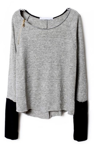 top sweater style grey sweater fashion