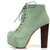 Jeffrey Campbell Classic Lita Suede Leather Mint 12 5cm Heel | eBay