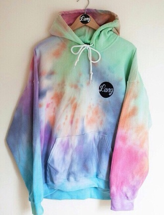 sweater tie dye tie dye sweater sweather cool sweater colorful sweater style