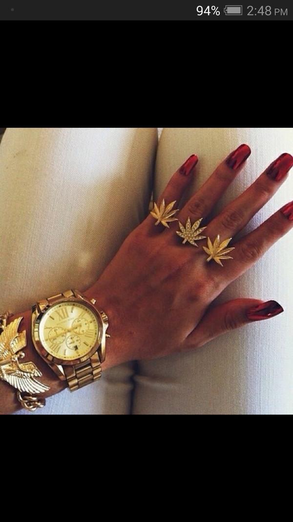 jewels ring nails tumblr shorts