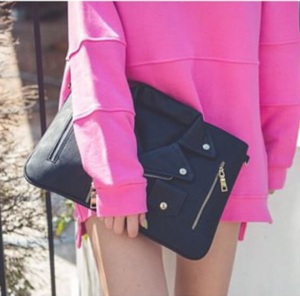 bag moschino jacket jacket bag