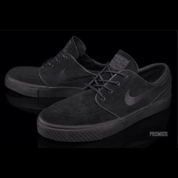 shoes black nike sb nike