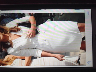 dress ivory dress