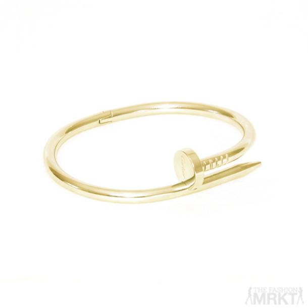 jewels, cartier, cartier bracelet, cartier nail bracelet ...