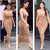 Free shipping women dress summer women sexy strapless long dress bandage bodycon Kim Kardashian Celebrity casual Dress -in Dresses from Apparel & Accessories on Aliexpress.com | Alibaba Group