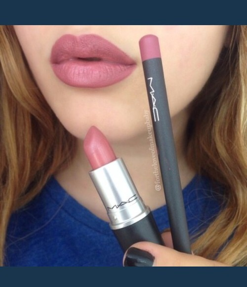 lipstick mac make-up mac cosmetics lips lip liner kylie jenner kardashians lipstick shade