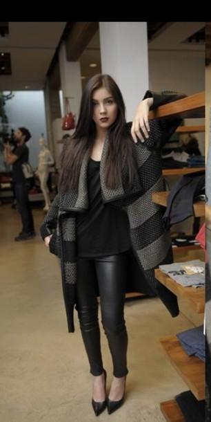 jacket model girl girly musthave